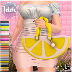 [Fetch] Citrus Bag @ Kawaii Project!