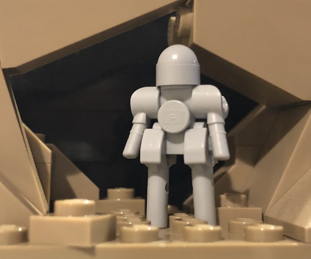 Micro Iron Man Mk1