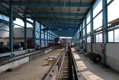 6111-101 in Podgorica depot.