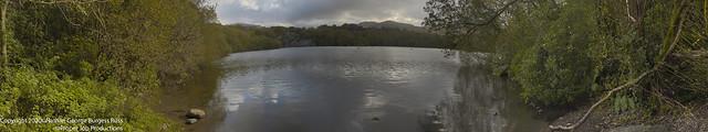 Dorothea Quarry Lake Panorama