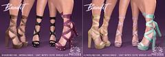 """Phedora. for Belle. Events ~ """"Bandit"""" Platforms ♥"""