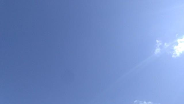 Blue Monday (3) #toronto #dufferinmall #brocktonvillage #blue #spring #afternoon #sky #skyline