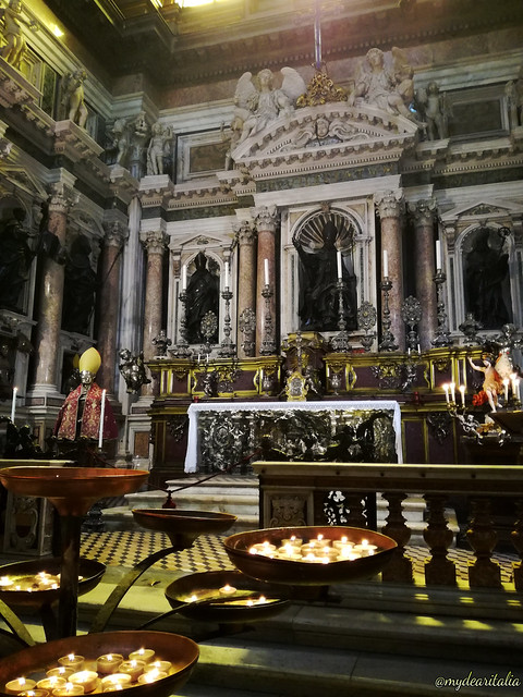 Chapel of the Treasure of San Gennaro, Naples