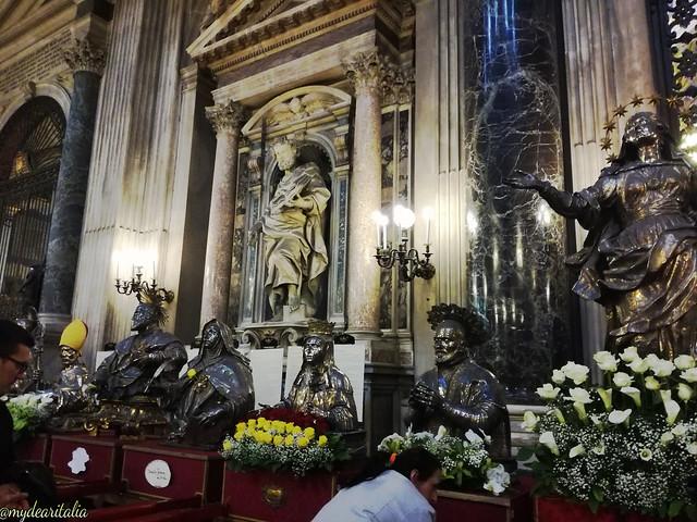 Patron Saints of Naples