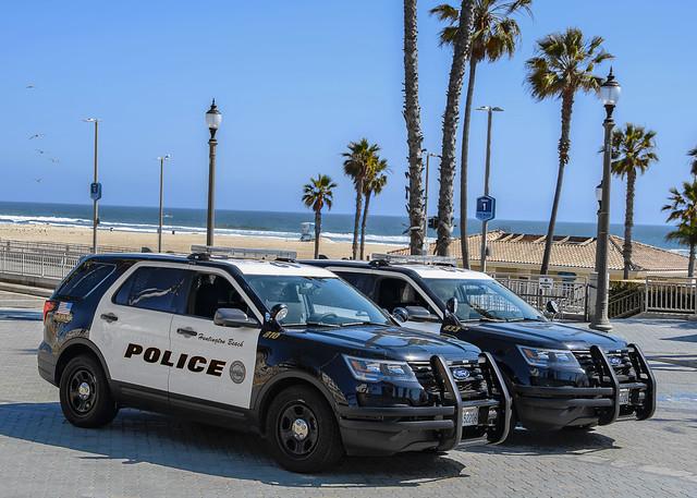 Beach Closure Enforcers