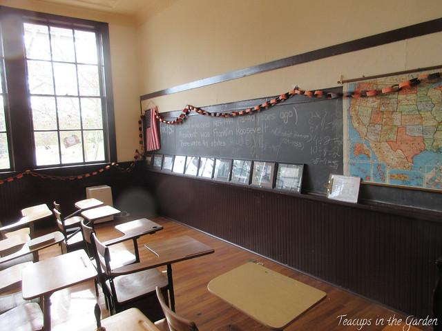Brentsville 1928-1944 One Room School House 3