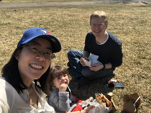Picnic with Jack's Burger Shack
