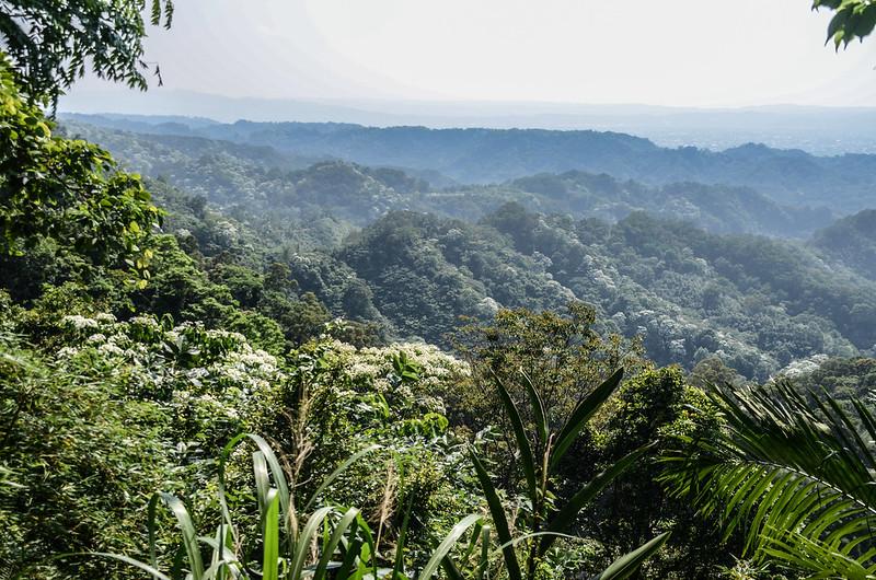 釋迦山登山步道展望 (1)
