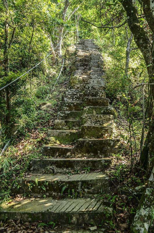 釋迦山登山步道