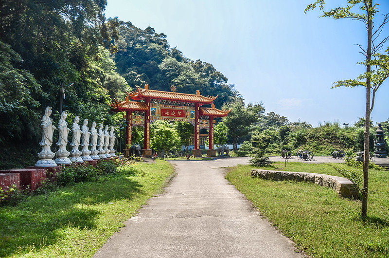 釋迦山牟尼佛寺 (2)
