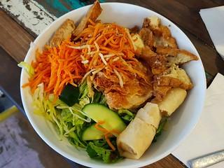 Buddha Vermicelli Bowl at Cafe O'Mai
