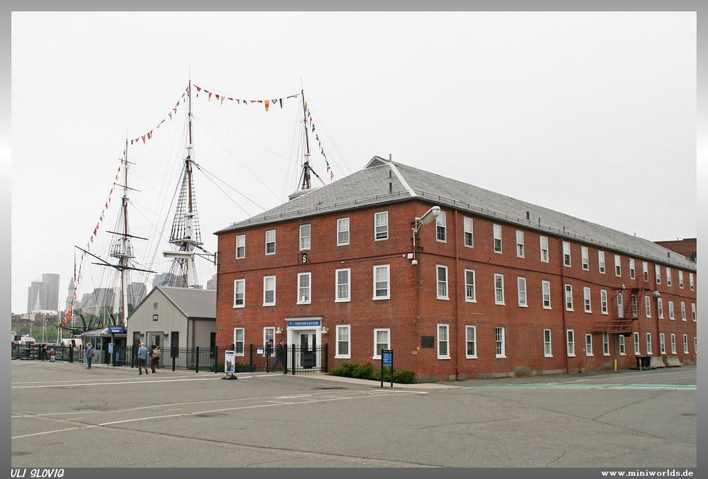 Charlestown Navy Yard Visitor Center
