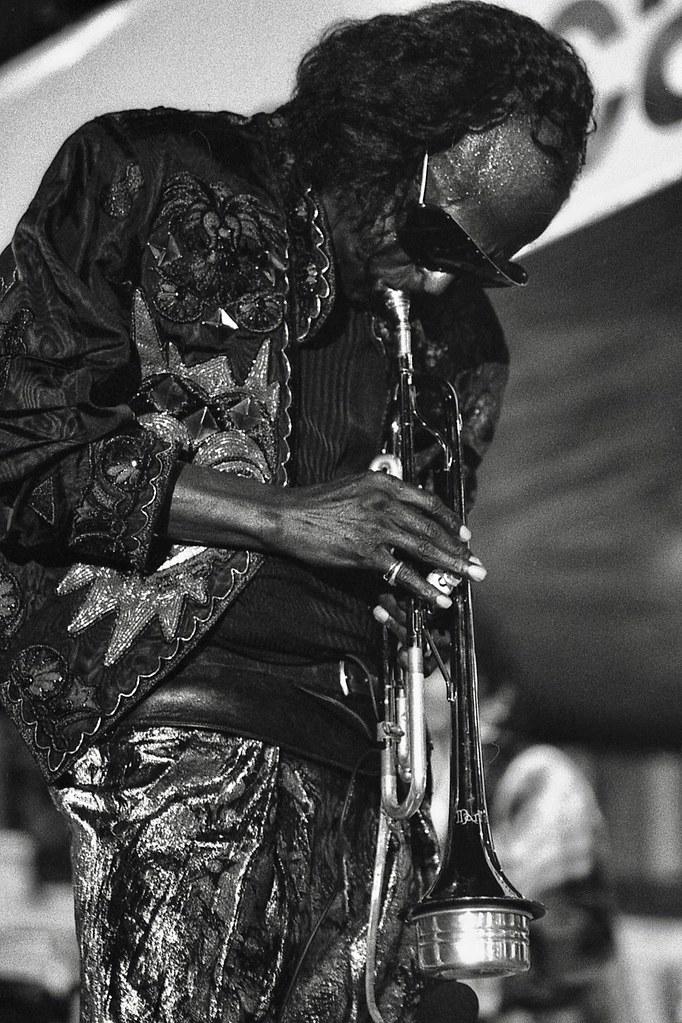 The joy of music (Pescara Jazz luglio 1986 - Miles Davis)