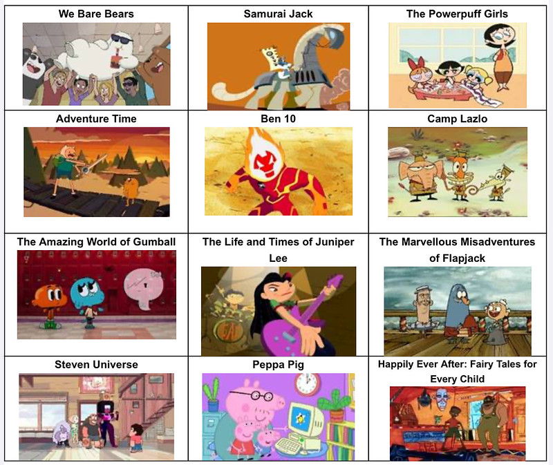 For Kids on Warner Media this May