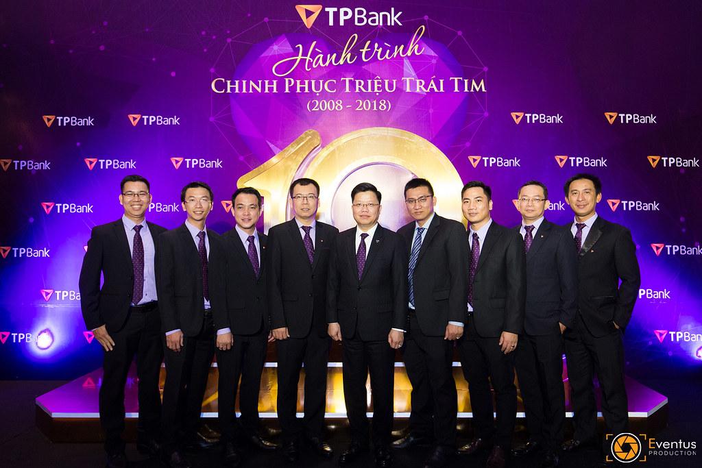 Sự kiện Hành trình chinh phục Triệu trái tim - TP Bank