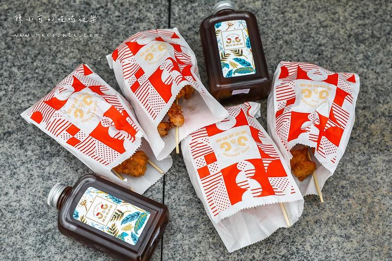 台北,台北炸雞,繼光香香雞,繼光香香雞外帶,繼光香香雞菜單,西門町,西門町小吃,西門町美食 @陳小可的吃喝玩樂
