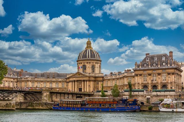 Erinnerungen an Paris 2014