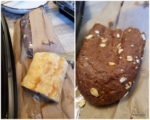 Cheesecake Factory bread