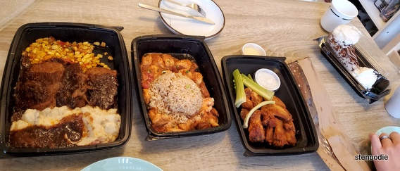 The Cheesecake Factory Yorkdale takeout order