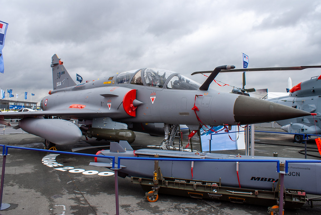 676 | Dassault Mirage 2000D | DGA Essais en Vol