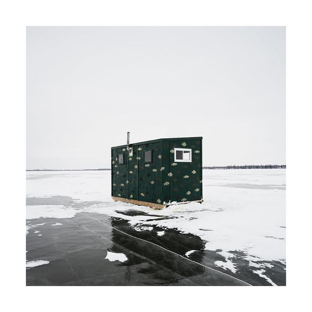 Ice Fishing Hut XIX