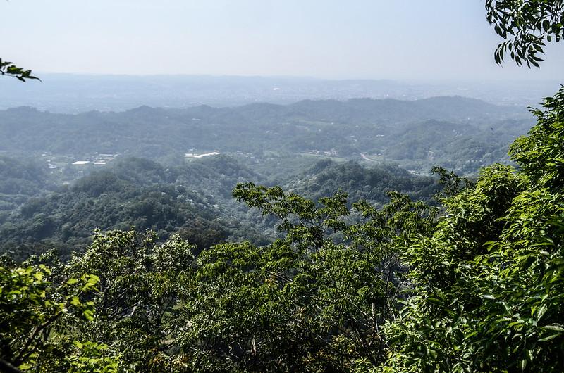 釋迦山登山步道展望 (2)