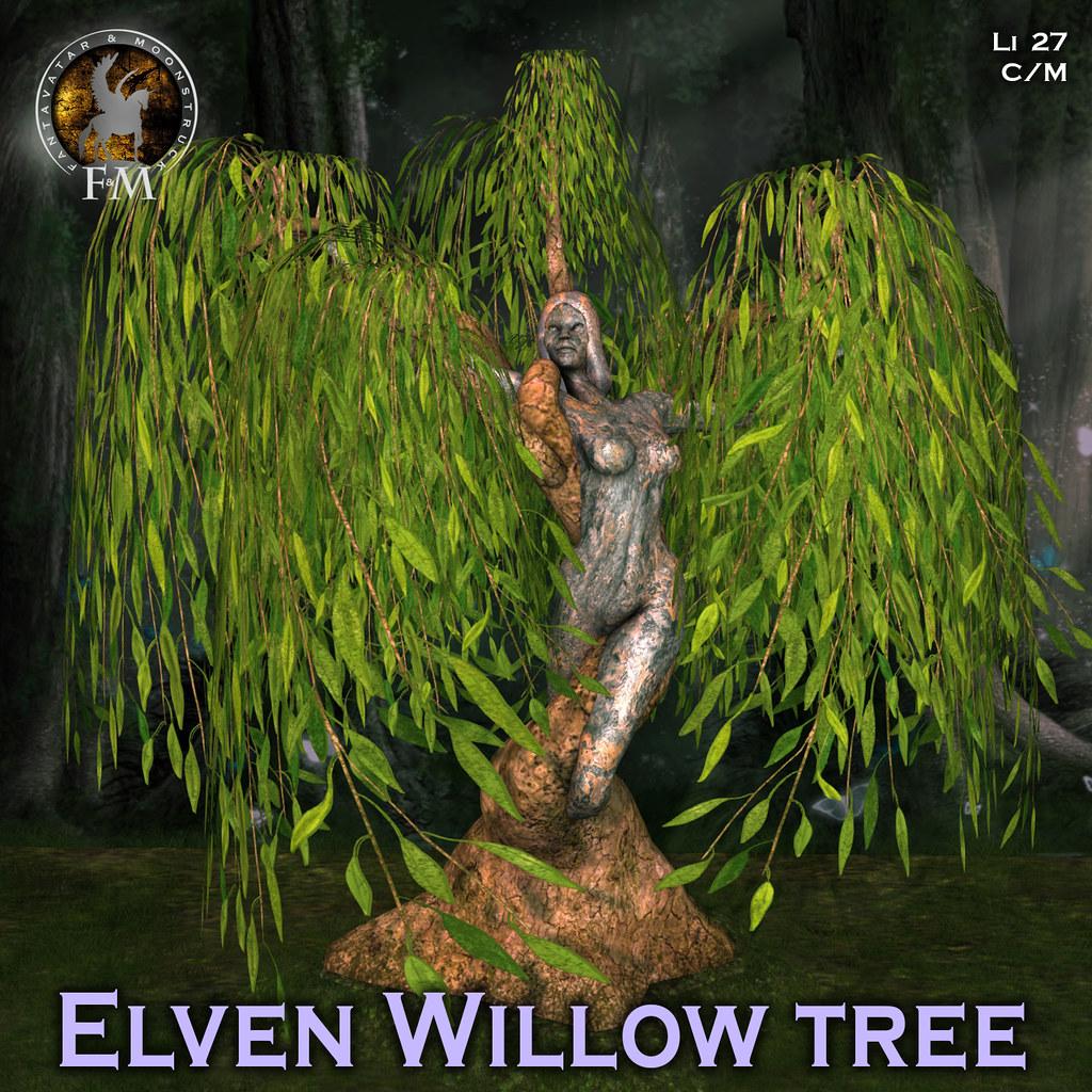 F&M Elven Willow Tree