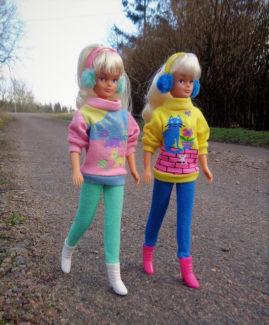 Fun Knit Sindy 1988