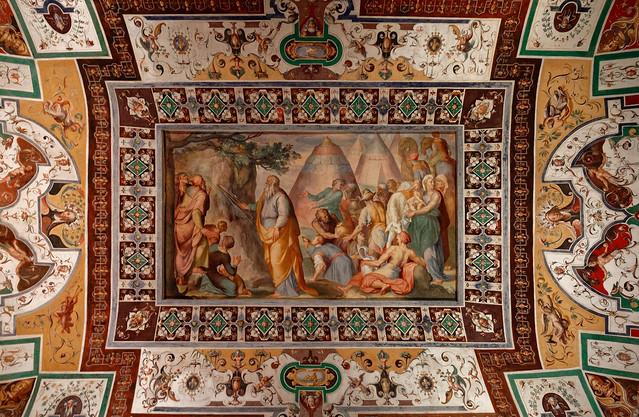 Villa d'Este - Tivoli / Ceiling Painting  1/6