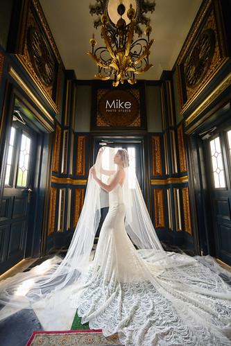 """""""棚拍人像,棚拍婚紗,素背景婚紗,布面婚紗,婚攝Mike,婚禮攝影,婚攝推薦,婚攝價格,海外婚紗,海外婚禮,風格攝影師,新秘Juin,wedding"""""""
