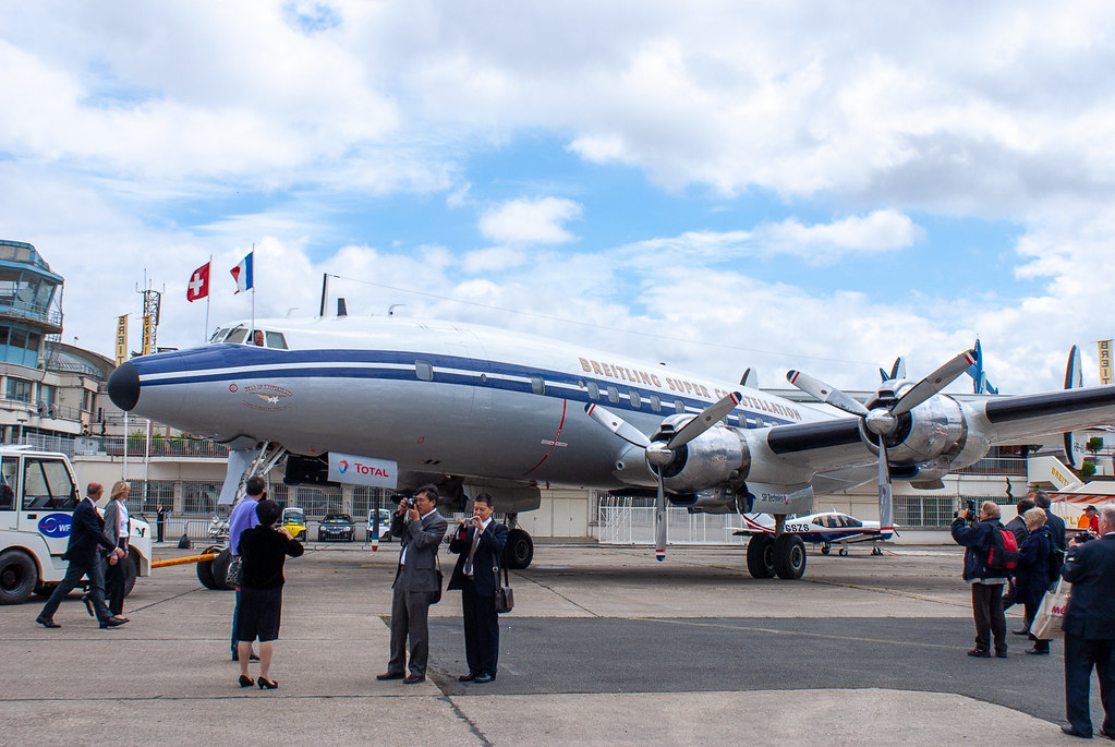 HB-RSC | Lockheed C-121C Super Constellation | Super Constellation Flyers Association
