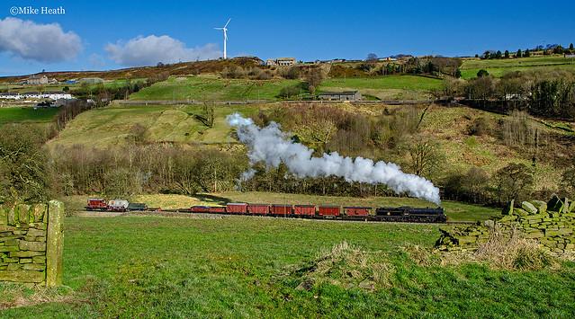 61264 - Keighley & Worth Valley Railway - 9 March 2017-5
