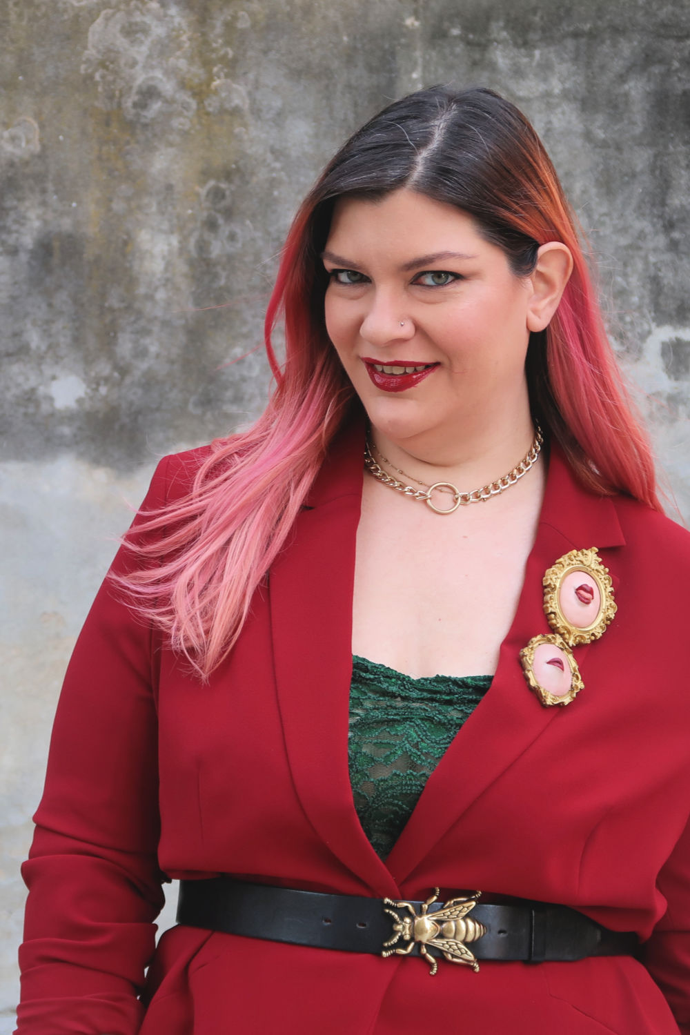 outfit curvy plus size completo gerry weber (6)