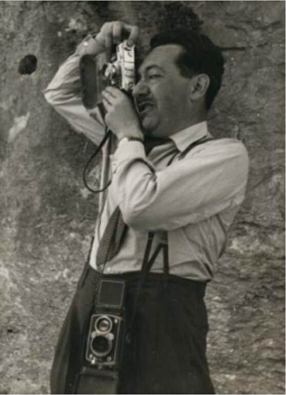 Nicolás Muller en 1948
