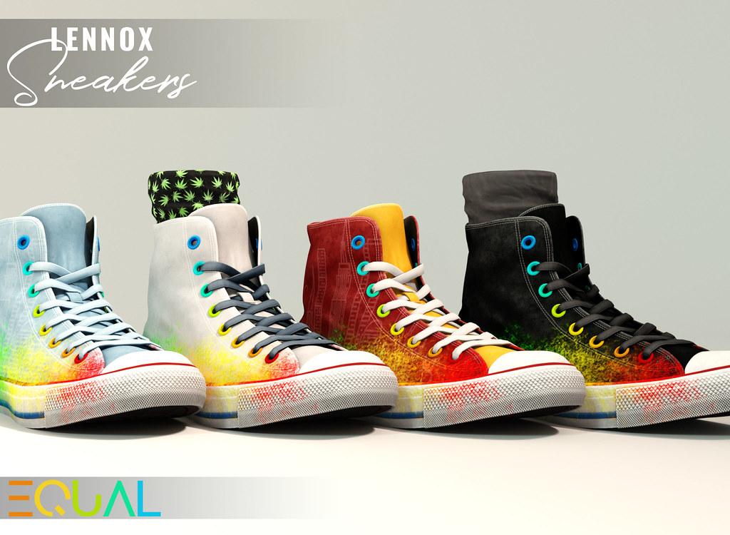 EQUAL - Lennox Sneakers