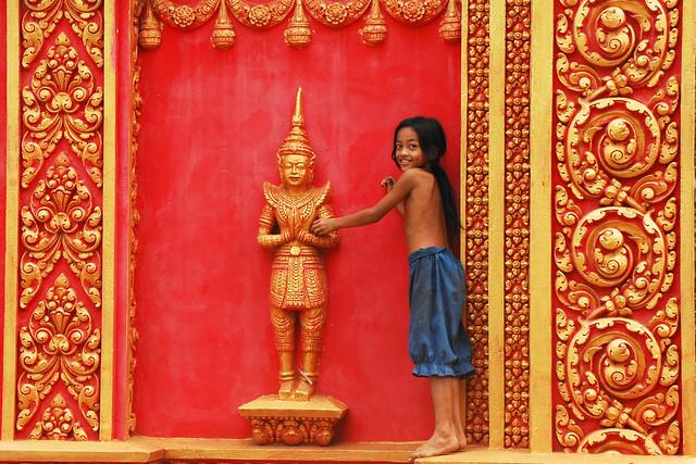 Sourire Cambodge/Cambodia