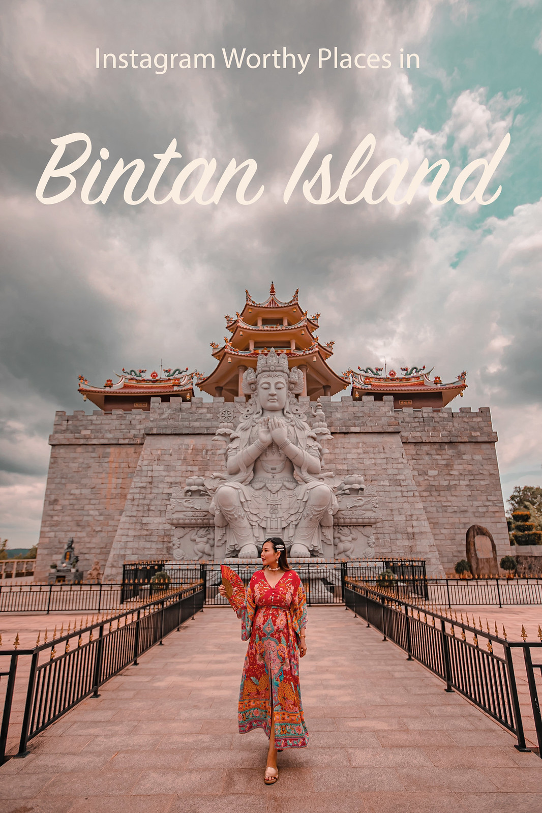 [Travel] Instagram Worthy Places to Visit in Bintan Island for Half A Day Tour