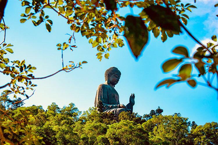 Ngong Ping's Tian Tan Buddha