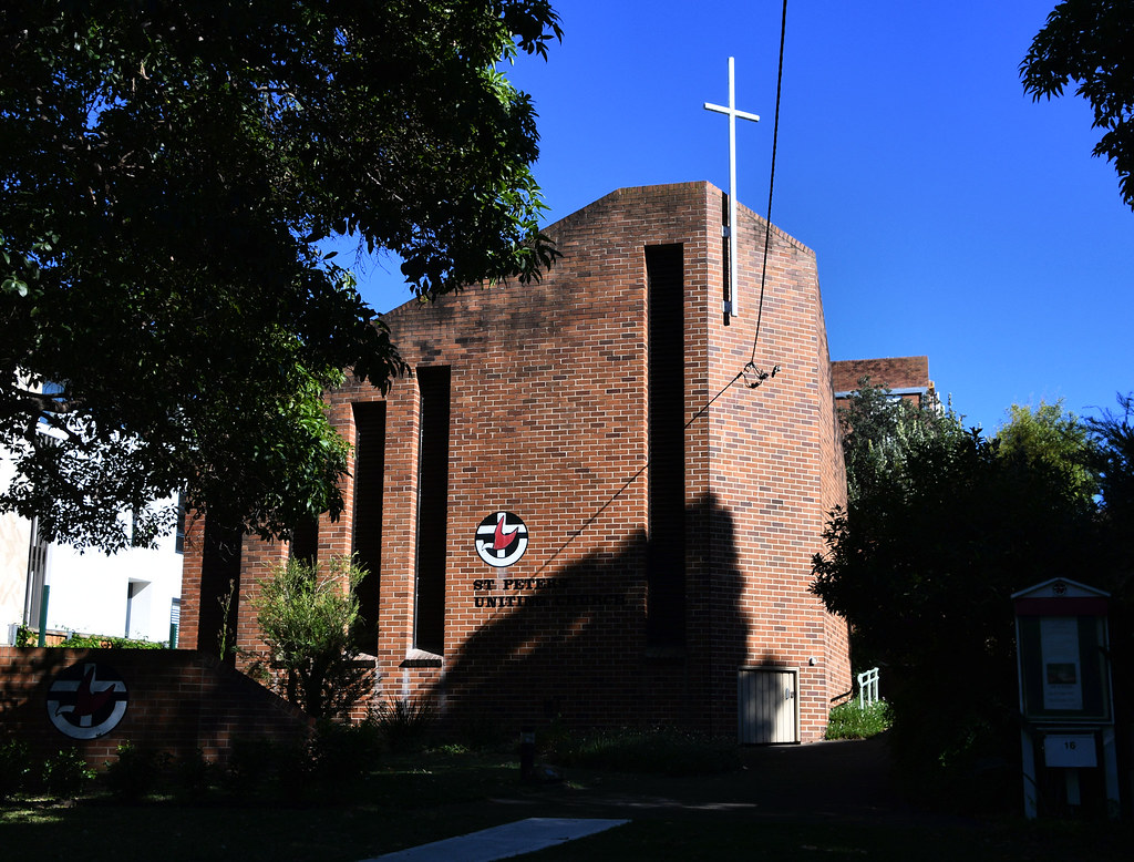 St Peters Uniting Church, Harbord, Sydney, NSW.