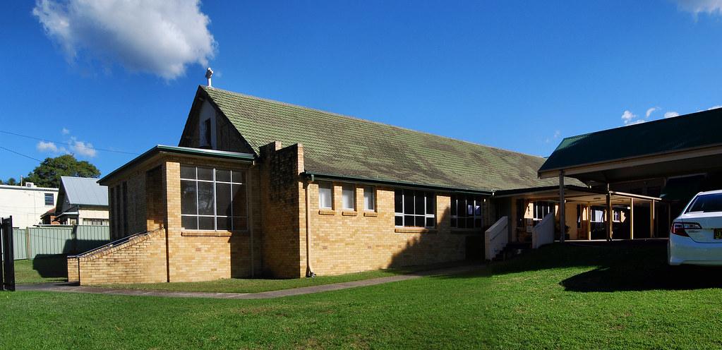 St John the Baptist Catholic Church, Harbord, Sydney, NSW.