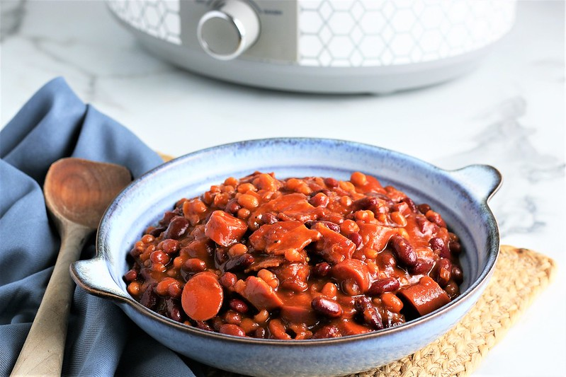 Crockpot Baked Beans 5