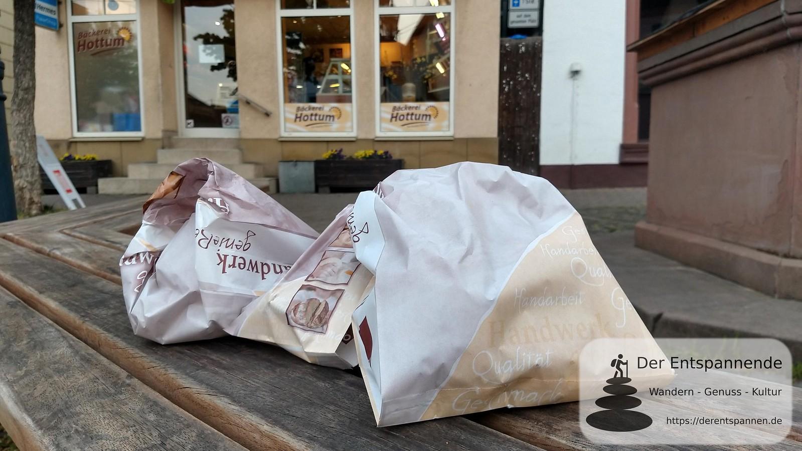Brötchen von Bäckerei Hottum in Gau-Odernheim