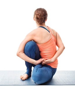 an anatomical breakdown of marichyasana d  in the primary