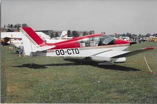 OO-CTD Robin DR.400