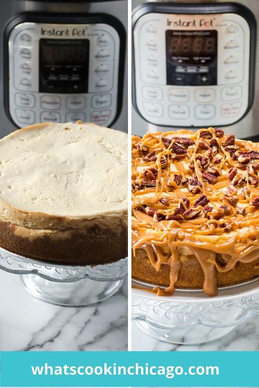 IP Salted Caramel Cheesecake 4