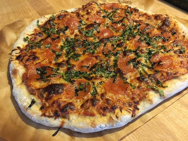 Ramp pizza