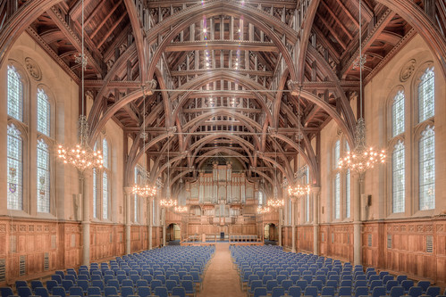The University Of Manchester Whitworth Hall