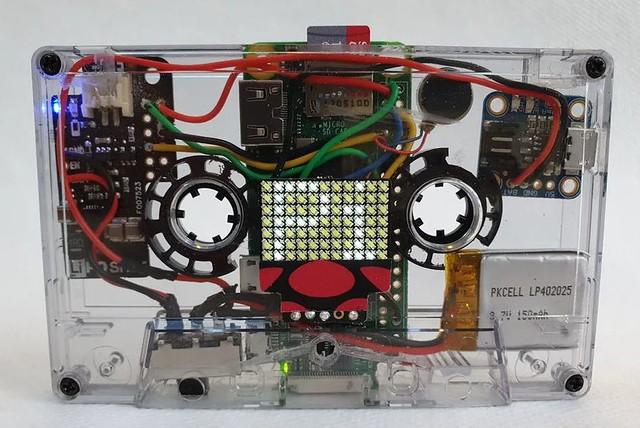 Cassette Pi
