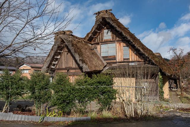 白川郷 Shirakawago, Gifu, Japan