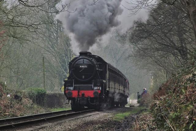 44871   Summerseat   East Lancashire Railway   12.03.2016